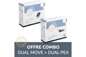 Pack Combo DUAL MOVE + DUAL PEX